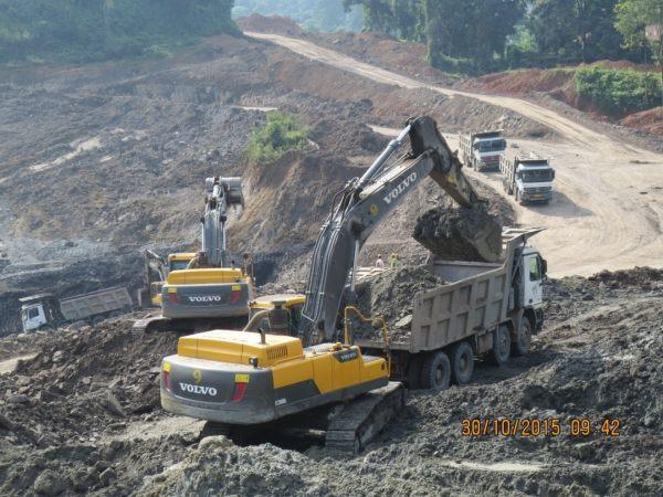 grade control coal